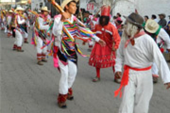 Danzas Tradicionales, La Diversidad Cultural Del Pueblo Nahua de Tuxpan