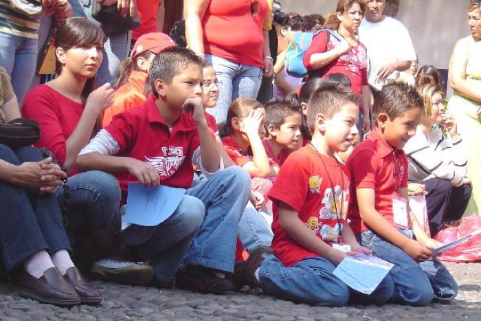 Ofrece Jalisco programa cultural por el Día del Niño