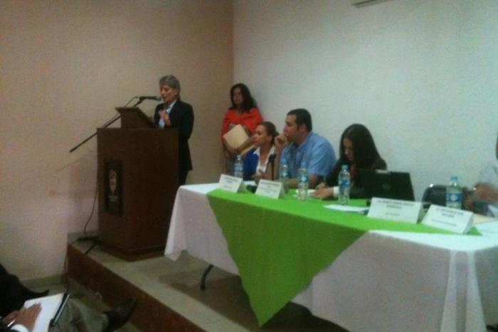 Realiza Myriam Vachez el primer acercamiento con autoridades culturales de la región sur de Jalisco