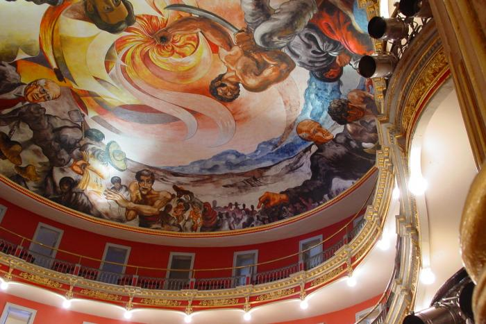 """Concluye con """"Valor"""" el XVI Encuentro de Teatro del Interior"""