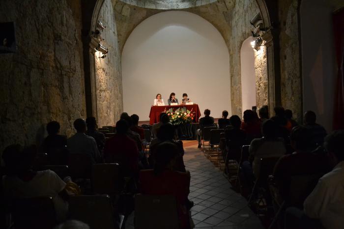 Finaliza la Poesía en voz de sus autoras en el Ex Convento del Carmen