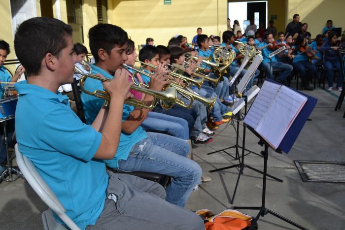 Concierto de la Orquesta Sinfónica ECOS