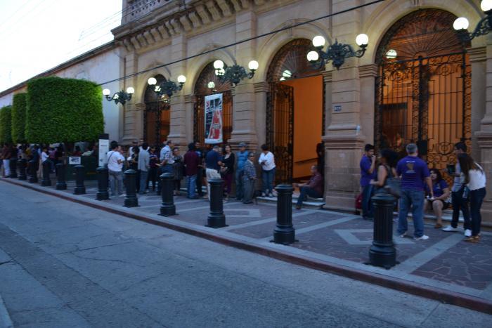 El público opina en el XVI Encuentro de Teatro del Interior