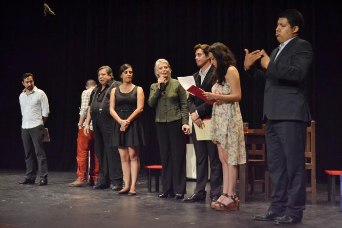 Clausura de la Muestra Estatal de Teatro Jalisco 2013