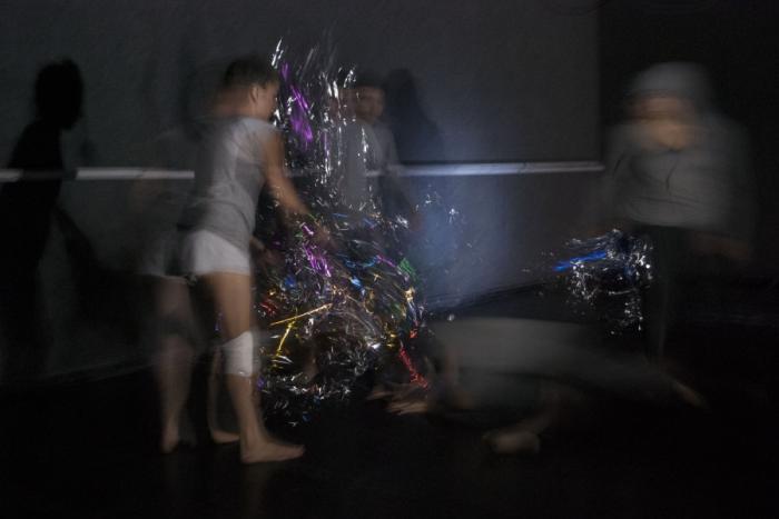 Jueves de danza: LABCCMX - Laboratorio de creación coreográfica