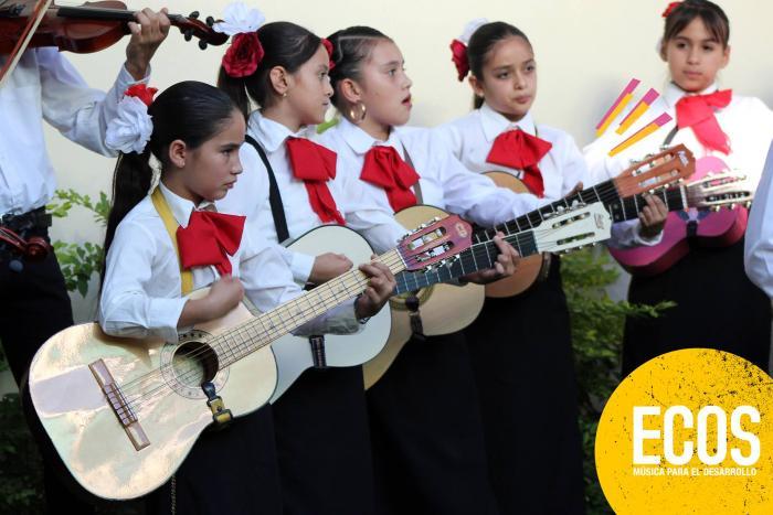 Concierto del Ensamble Estatal de Flautas de Pico y Guitarras
