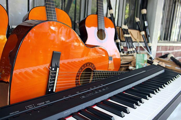 ECOS, Música para el Desarrollo