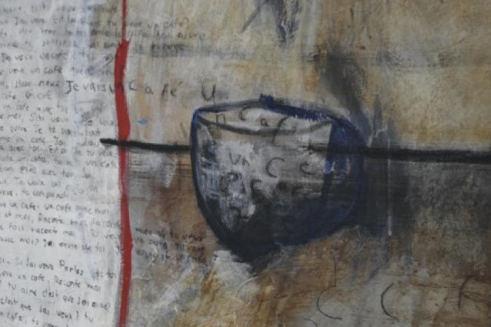 Exposición: Café y erotismo - Mezcla de pasiones y fuente de inspiración (de Carine de Limelette Farah)