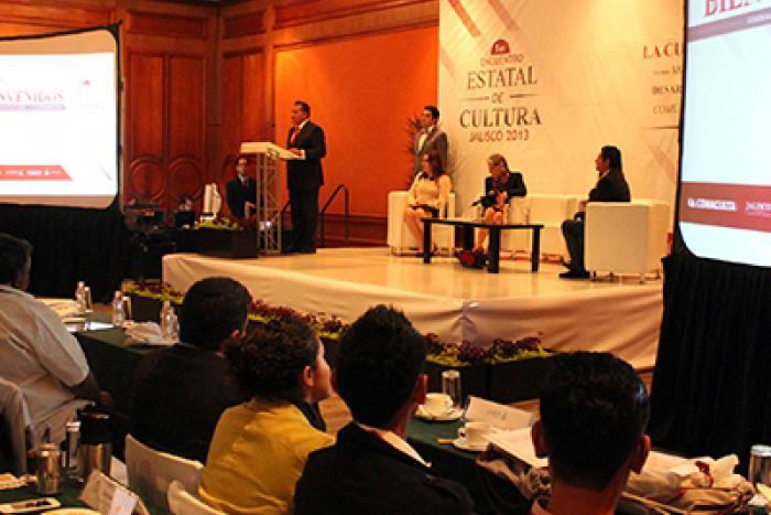 Arranca el Encuentro Estatal de Cultura Jalisco 2013