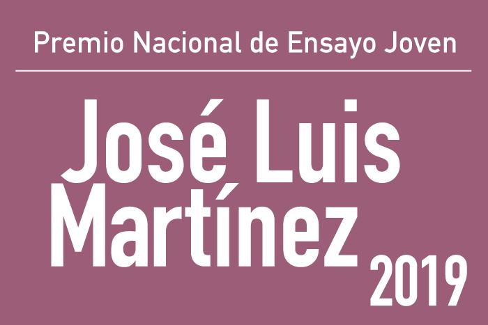 Premio Nacional de Ensayo Joven José Luis Martínez