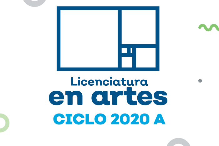 Convocatoria Licenciatura en Artes Ciclo 20A