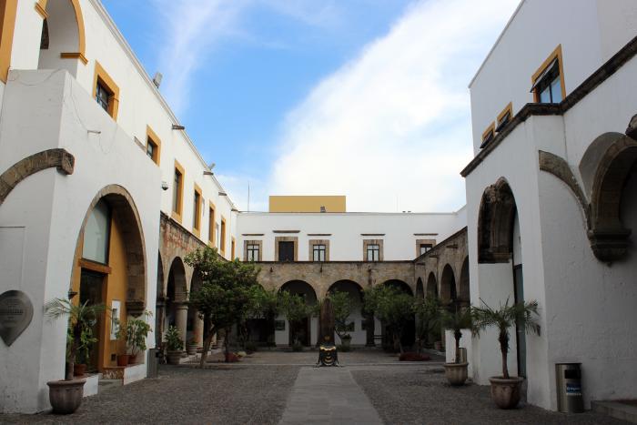 Presenta SC exposición de arte sonoro en el Ex Convento del Carmen