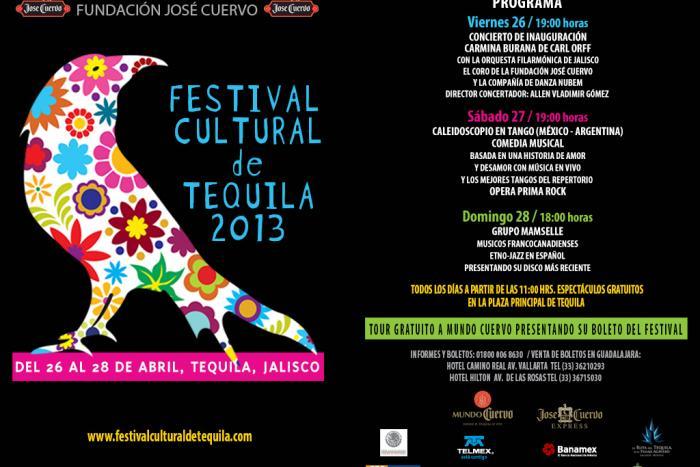 Arranca el Festival Cultura de Tequila