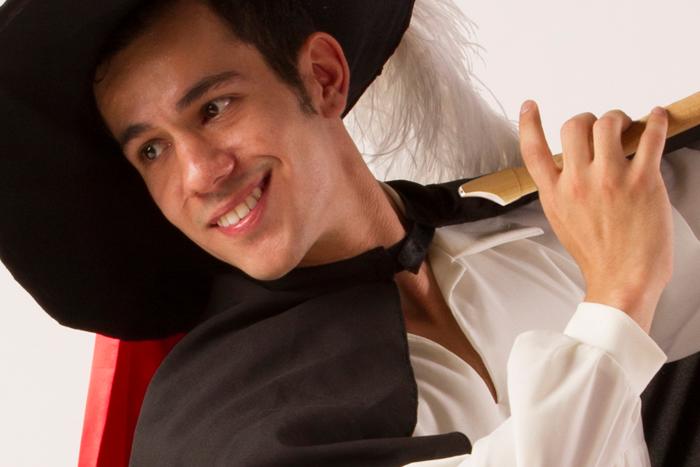 """El Ballet de Jalisco presenta: """"El Flautista de Hamelín"""""""