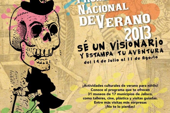 Inicia el Programa Nacional de Verano 2013