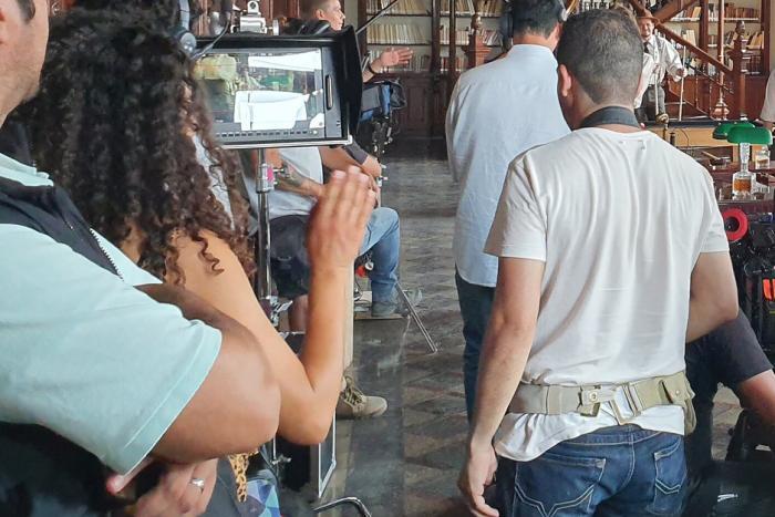 Firman convenio de colaboración entre el Centro de Capacitación Cinematográfica y la Secretaría de Cultura de Jalisco
