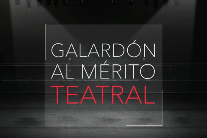 Galardón al Mérito Teatral 2019