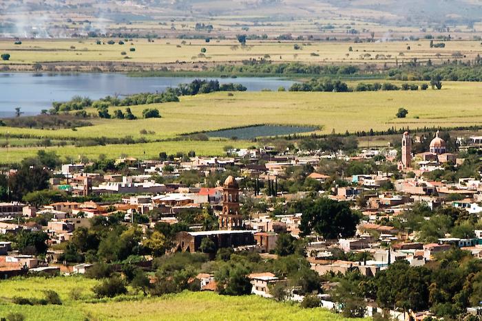 Ruta turística y cultural: Ruta Arqueológica Guachimontones