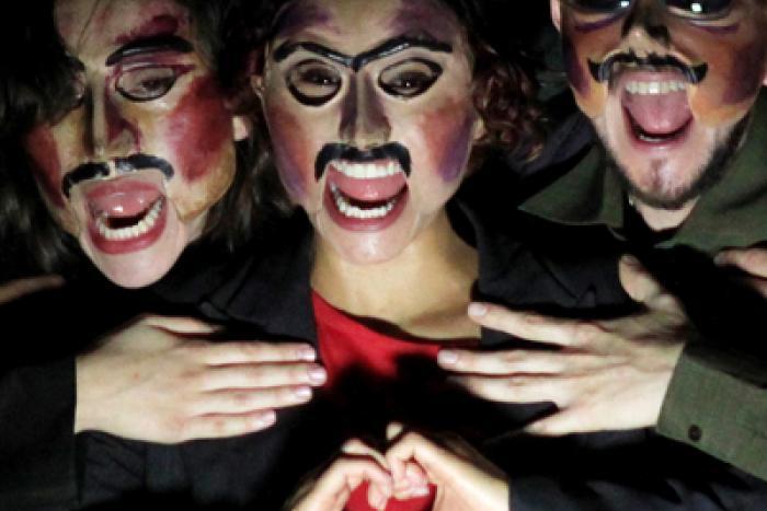 Idea de una pasión - Colaboración XVI Festival de Danza Contemporánea Onésimo González