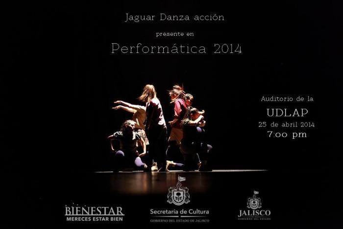 """Viaje y participación en el Foro Internacional de Danza Contemporánea y Artes en Movimiento """"Performática 2014"""""""