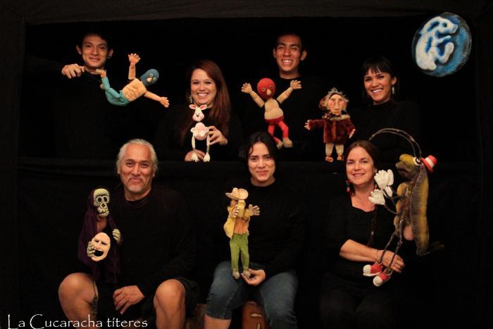 Asistencia 6to Encuentro Internacional de Expertos en Teatro para Niños