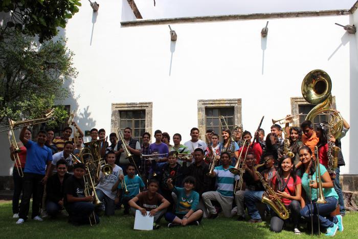 Conformarán la Orquesta Juvenil de Jazz de Jalisco