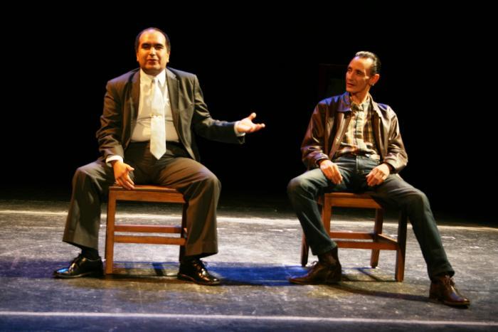Lluvia Implacable en el Teatro Alarife Martín Casillas