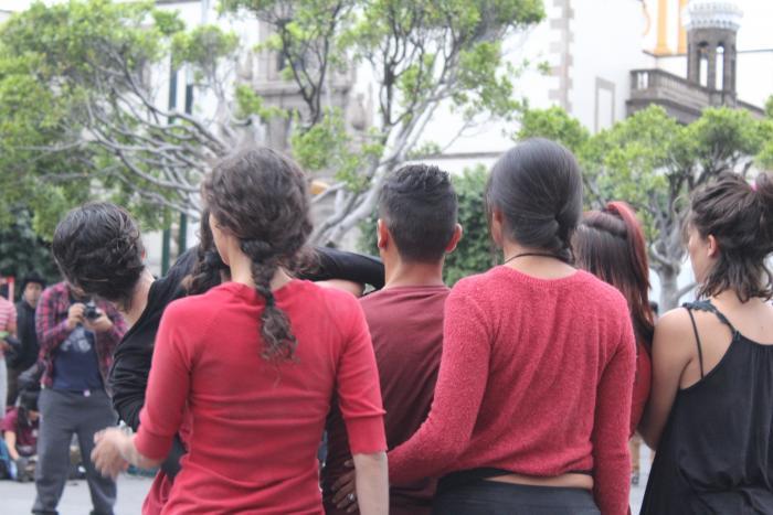 """Jueves de Danza, """" 8ADN Danza Contemporánea"""""""