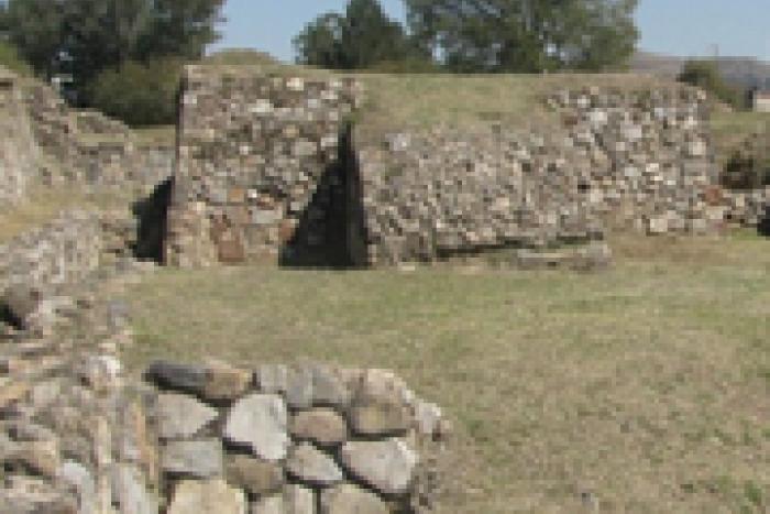 Fotografía de Sitio Arqueológico El Ixtépete