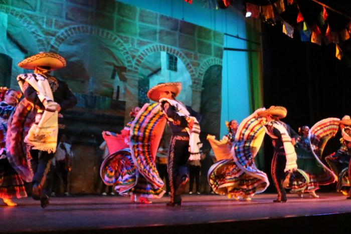 Jueves de Danza, Grupo Folclórico Quaquibini