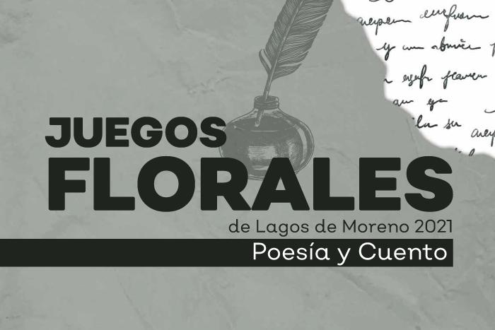 Juegos Florales de Lagos de Moreno  Poesía y Cuento