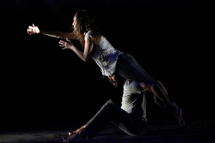 Jueves de danza en el Teatro Alarife Martin Casillas