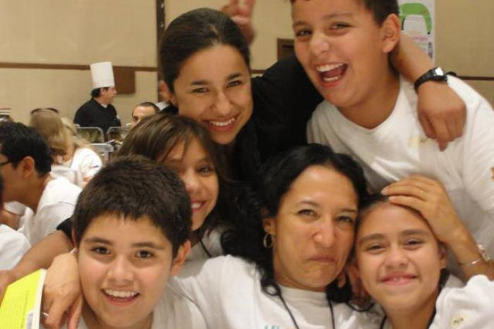 Hacia el desarrollo de metodologías para la expresión y Participación Colectiva en Niños y Niñas