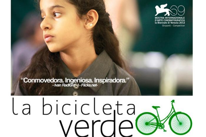 """Transitan por los senderos prohibidos en """"La bicicleta verde"""""""