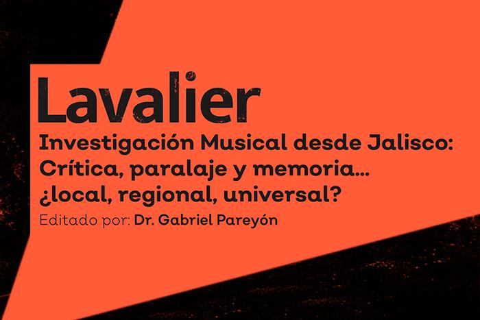 Libro Investigación musical desde Jalisco