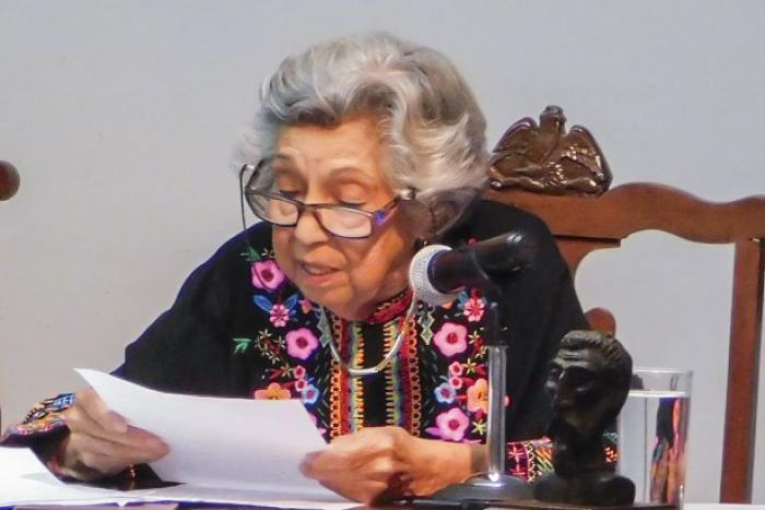Reconocimiento a la Trayectoria de Leticia Maldonado Magaña