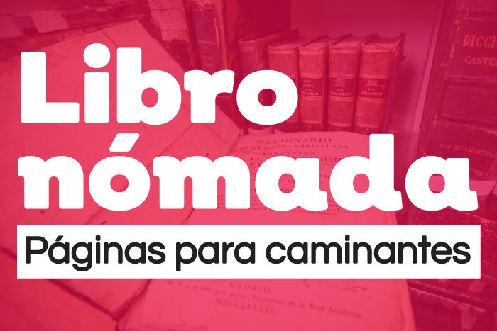 """Celebración del Día Mundial del Libro con programa """"Libro Nómada"""""""