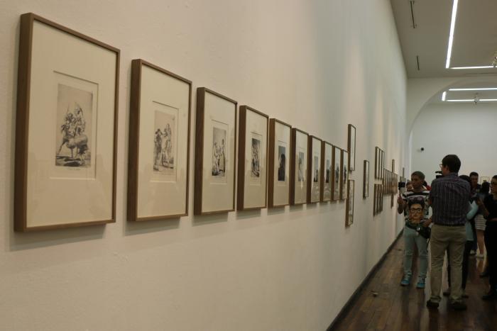 Exposición: Los caprichos de Goya