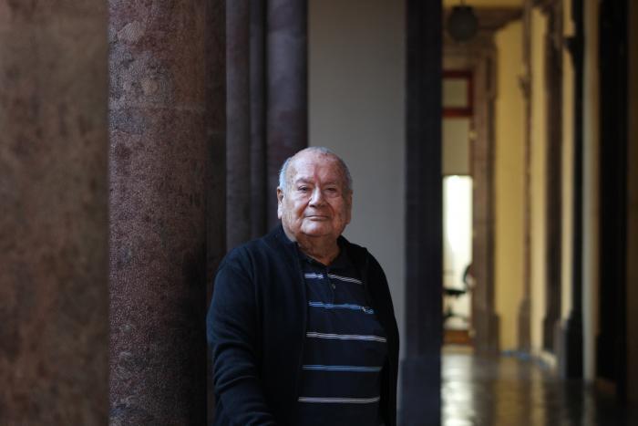 Reconocimiento a la Trayectoria de Luis Núñez Melchor