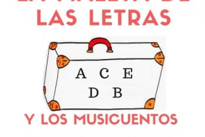 """Vive el Arte Infantil: """"La maleta de las letras y los musicuentos"""""""