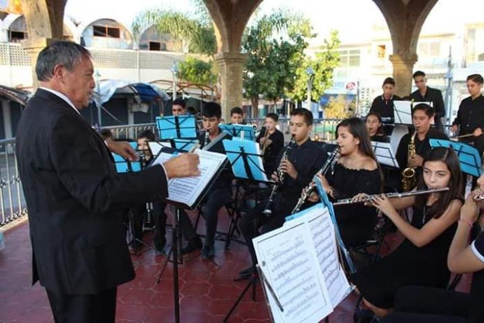 Reconocimiento a la Trayectoria de Manuel Cerros Guevara