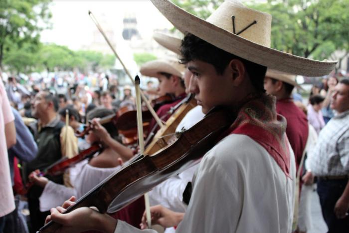 16 Encuentro Nacional del Mariachi Tradicional: Programa General