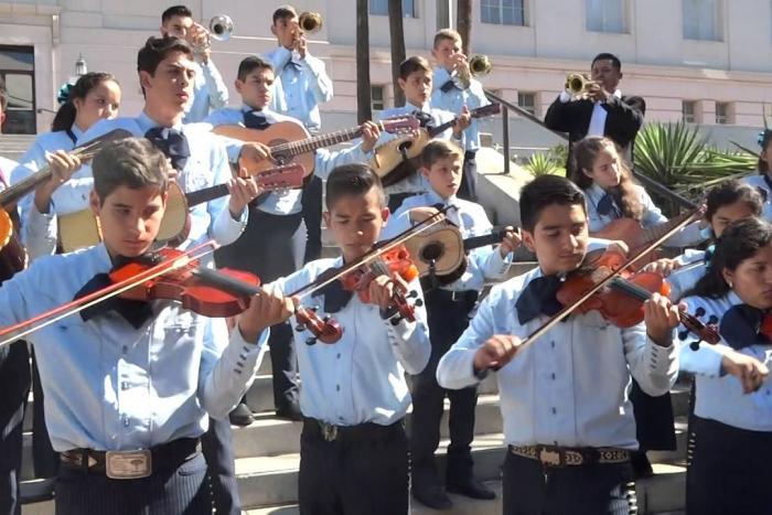 Concierto del Mariachi Monumental ECOS