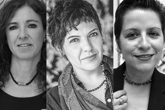 Exposición: La mujer en el arte (colectiva de seis artistas)