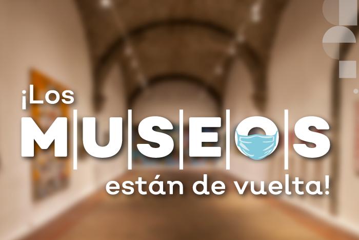 Apertura de Museos de Secretaría de Cultura