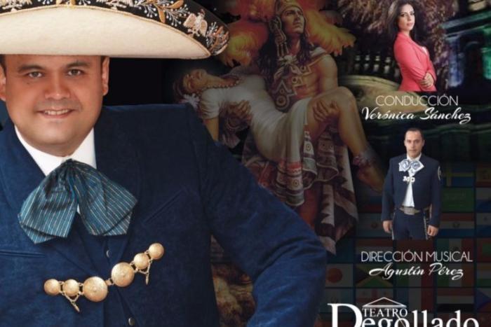 Sentimiento Ranchero. Homenaje a la canción mexicana