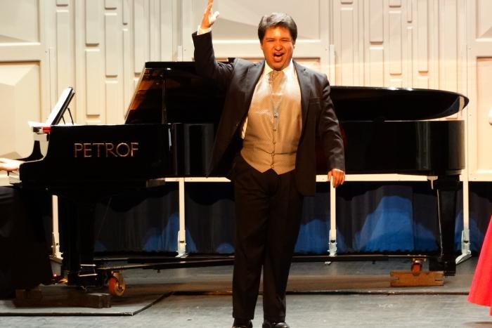 Martes de música y ópera: Gala di Belcanto