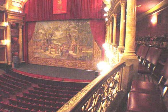 Presentarán Entre Cuerdas en el Teatro Degollado