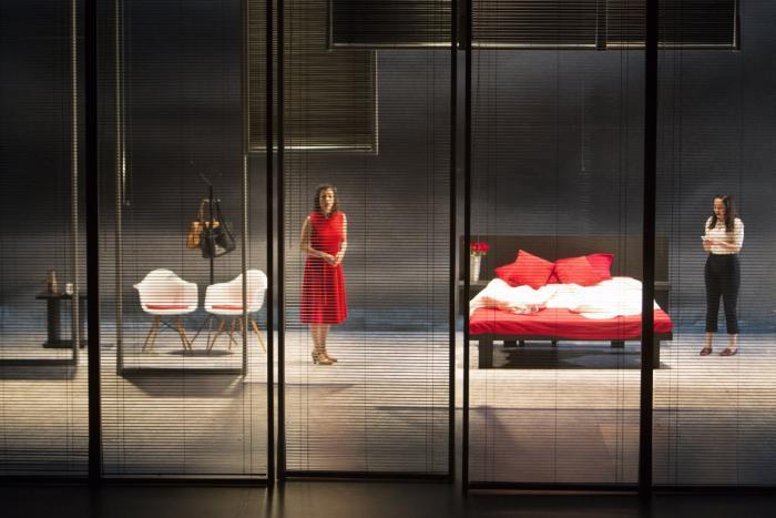 """Se presenta en el Teatro Degollado """"La maté por un pañuelo"""", versión contemporánea de Otelo  de William Shakespeare"""