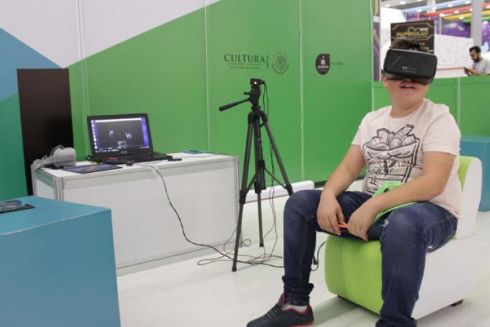 """Experiencia VR """"Dibujo y animación inmersiva"""""""